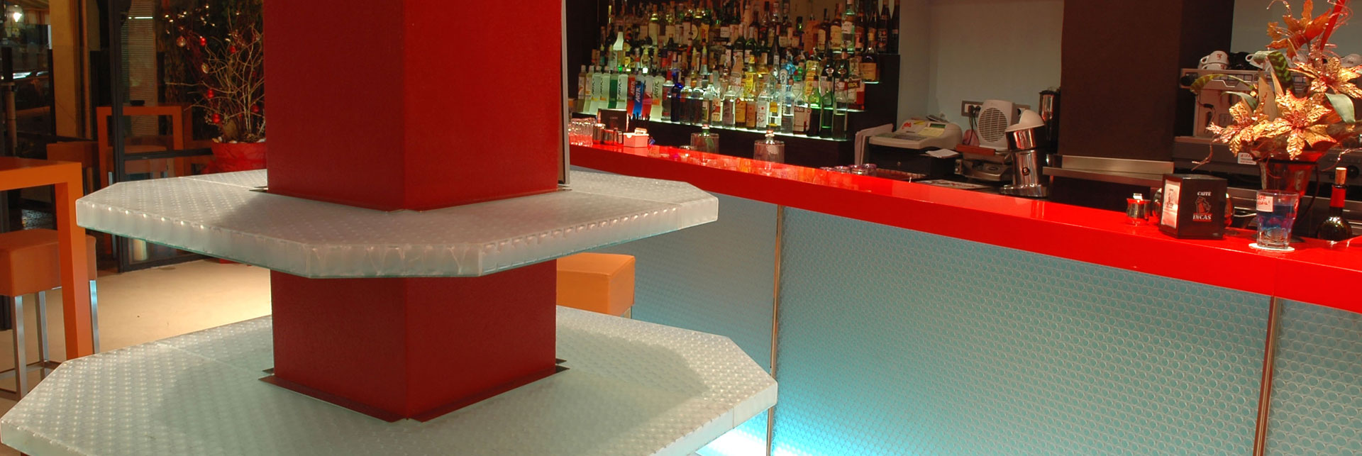 Pazza Idea Bar